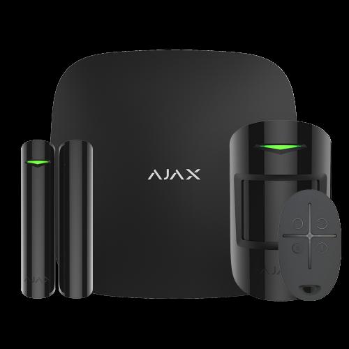 Start-Kit Bronze Ajax alarm system Black